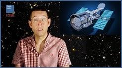 Hubblen avaruusteleskooppi 25 vuotta