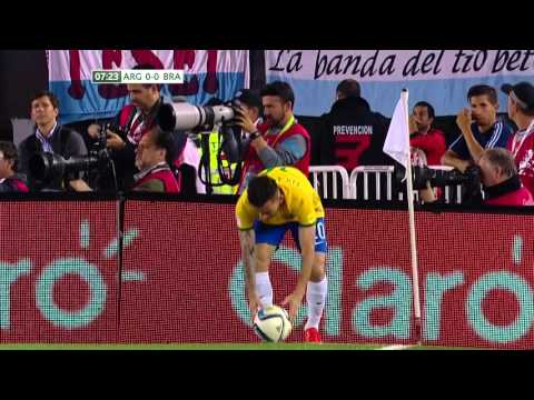 Argеntina vs Brazil 1-1/Full Match/ World Cup 2018-CONMEBOL Qualification