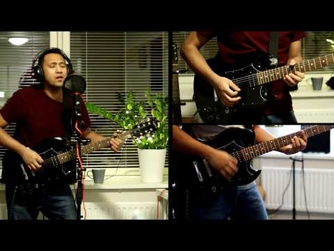 Pink Floyd: Another Brick in the Wall  a cover by shreejay shrestha