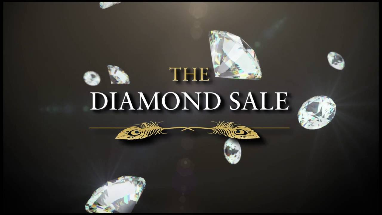 Diamond Sale Catalogue American Swiss Youtube