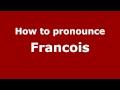 françois hollande pronunciation
