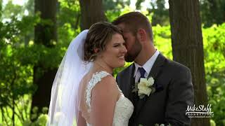 Mike Staff Productions - Shelby Twp Wedding Videography - The Wedding of Allison and Christopher