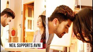 Avni's emotional BREAKDOWN | Naamkarann | On location