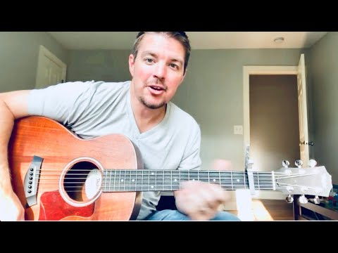 Turnin Me On | Blake Shelton | Beginner Guitar Lesson