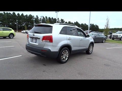 2011 Kia Sorento Wilson, Rocky Mount, Goldsboro, Tarboro, Greenville, NC F196884A