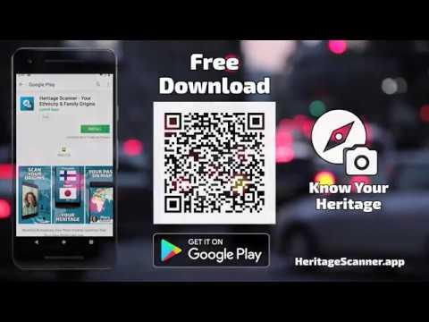 Heritage Scan! DNA Testing, Ethnicity & Family Kit - Apps on Google