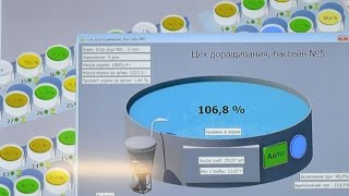 выращивание карпа в бассейнах видео