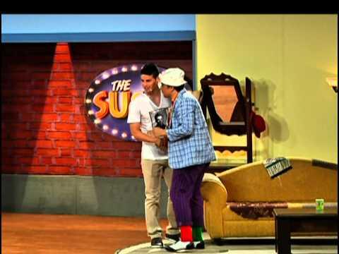Humor y deporte se mezclaron en The Suso´s Show