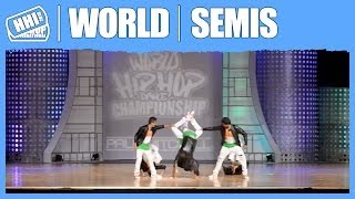 13.13 - India (Adult) @ HHI's 2013 World Hip Hop Dance Championship