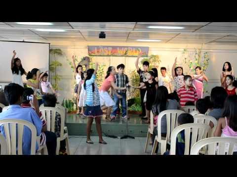 THE BIBLE ALPHABET SONG (DVBS 2011)