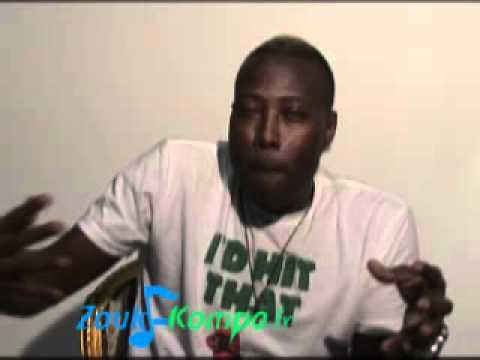 Gazman parle de Michel Martelly President d'Haïti-zouk kompa.mp4