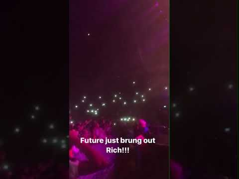 Rich The Kid New freezer live Europe