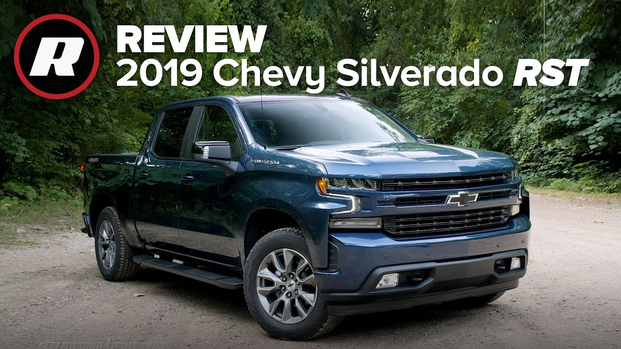 2019 Chevy Silverado 1500 RST: New king of the pickup ...