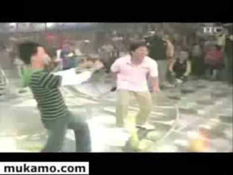 joey de leon and willie revillame dance sabay-sabay tayo by marian rivera