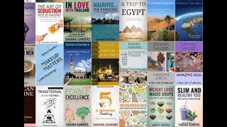 Sahara Sanders' Books