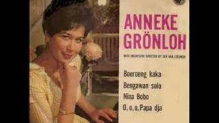 Anneke Gronloh - Bengawan Solo [*Audio*]