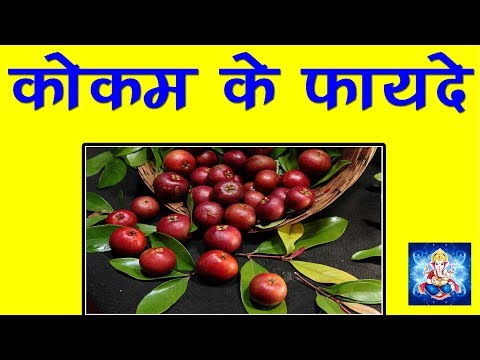 कोकम के फायदे   Health Benefits Of Kokam(Garcinia Indica)