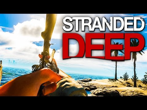 MY FIRST CONFIRMED KILL! - Stranded Deep - Part 4