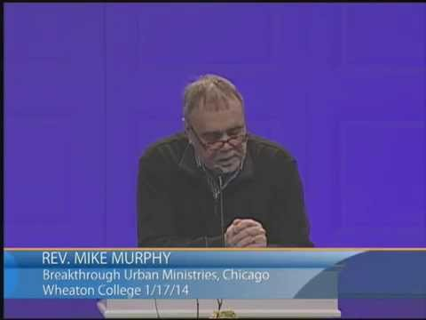 Mike Murphy | Diving Deep in the Stream of Discipleship (01/17/2014)