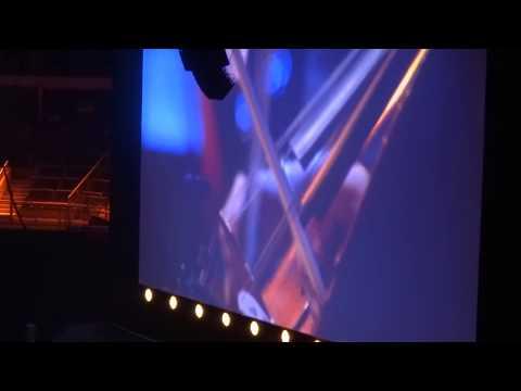 Chicago Fire (Atli Örvarsson Tina Guo) - Krakow Film Music Festival - Live 2015