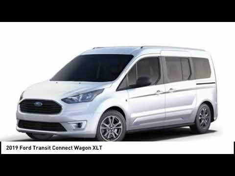 2019 Ford Transit Connect Wagon Henderson NV 62645