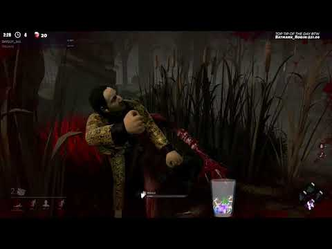Dead by Daylight RANK 1 SURVIVOR! - SLOWLY BUT SURELY!