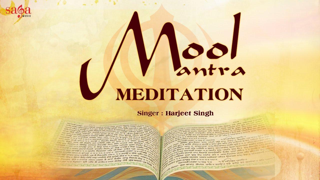 Ik Onkar | Mool Mantra Meditation | Harjeet Singh(Delhi ...