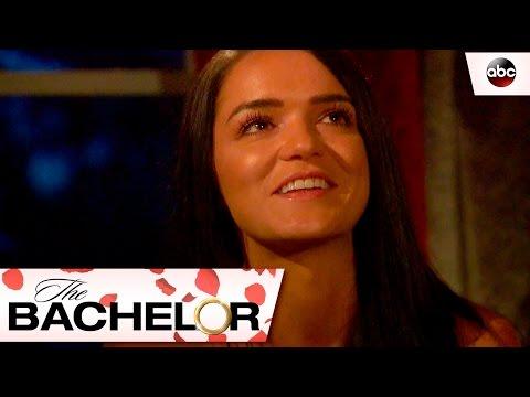 Raven Tells Nick She Loves Him - The Bachelor