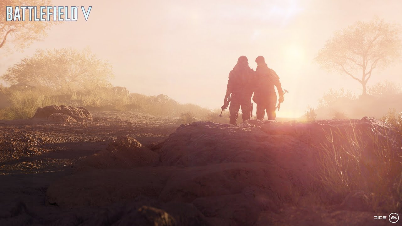 BATTLEFIELD V | Campaign Gameplay Part 2 | UNDER NO FLAG [4K 60FPS ULTRA - RAY TRACING]