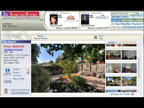 Central San Jose Home For Sale – 148 N 12th Street, San Jose