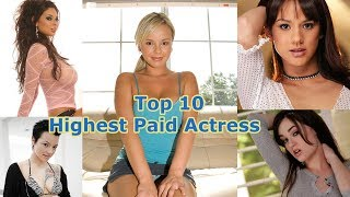 Richest Actress In The World 2018 - Travel Online
