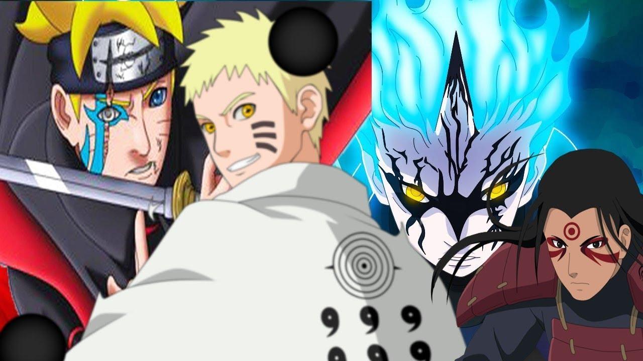 Boruto Jougan Sage Mode Anime Wallpapers
