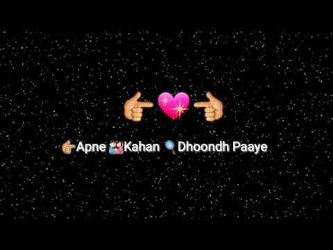 Aaj Dil Dukha Hain || Atif Aslam Song || whatsapp status 30 seconds