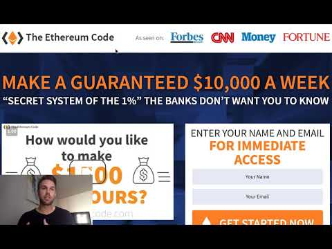 The Ethereum Code Review   Another Scam?