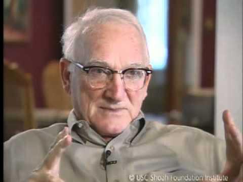 Jewish Survivor Sam Cohen Testimony