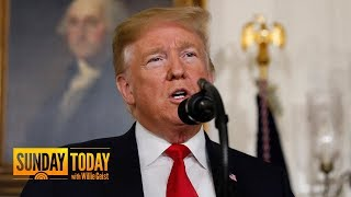 President Trump Offers DACA Protections For Wall Funding | Sunday TODAY