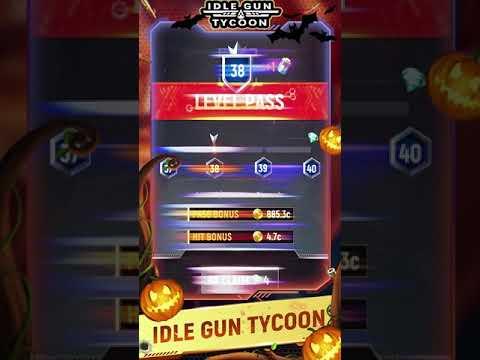 Idle Gun Tycoon