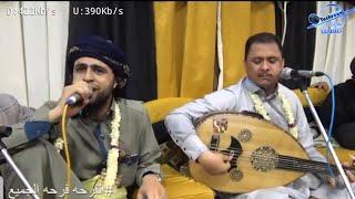 يوسف البدجي - يشعل الحضور - مع مشاركه صلاح الأخفش- في عرس ال المغارم