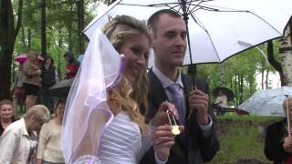 Песня Невесты на свадьбе 7 июня 2013 г