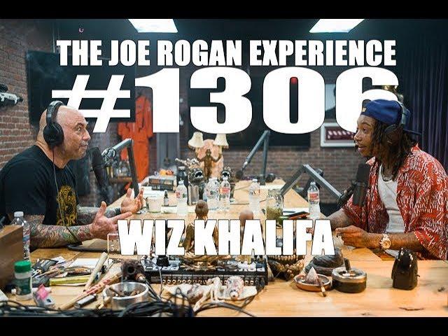 Joe Rogan Experience #1306 - Wiz Khalifa