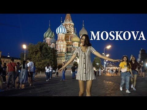 MOSKOVA'DA RUSLAR BILE HAYRAN KALDI #FOREO#FOREOLUNAMINI2