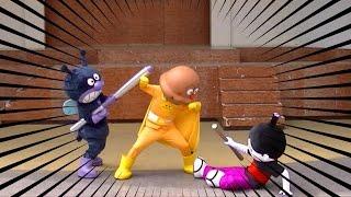 アンパンマン ショー ノーカット版「元気いっぱい!てっかのコマキちゃん」 thumbnail