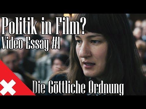 Politik in Film? (Die Göttliche Ordnung Analyse)   Video-Essay #1