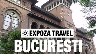 Bucuresti (Romania) Vacation Travel Video Guide