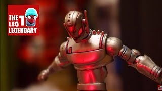 Avengers: Age of Ultron Part 1- Stop-Motion Film