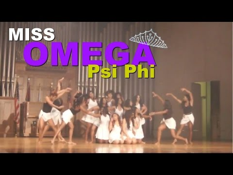 2016 Miss Omega Psi Phi Pageant  Morehouse College Part 1