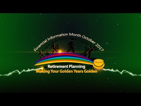 Financial Information Month Song 2017 - Making Your Golden Years Golden