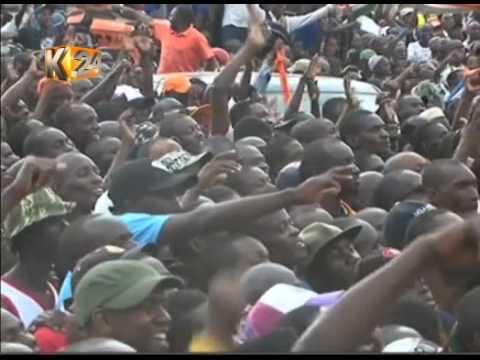 NASA yaandaa mkutano  Jacaranda Nairobi