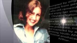 Lauren Copley - It