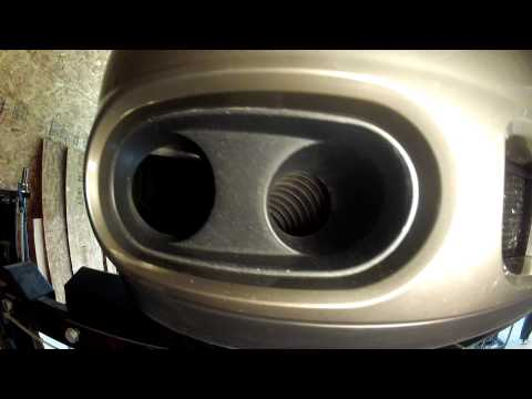 GOPR0133 Front brake ducts and Oil Cooler and Gords Ford Intercooler